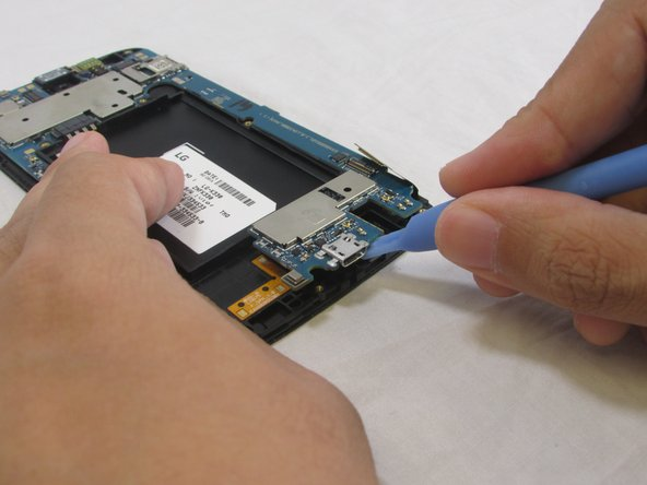 LG K7 T-Mobile Motherboard Replacement
