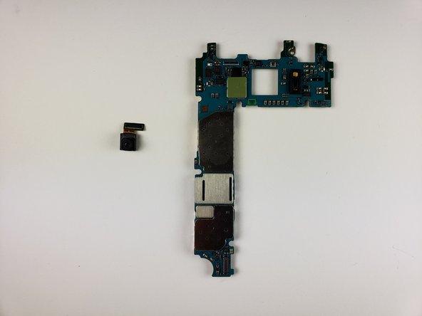 Samsung Galaxy S7 Active  Frontkamera austauschen