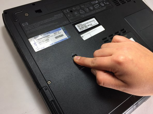HP Pavilion ze4530US Battery Replacement