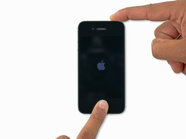 How to Force Restart an iPhone 4S