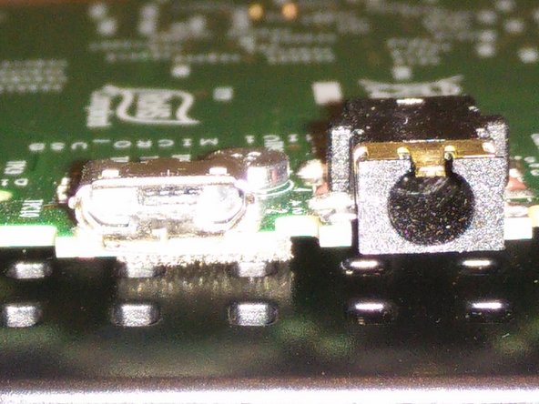 Repairing Kurio Tablet Micro USB Connector (charging port)