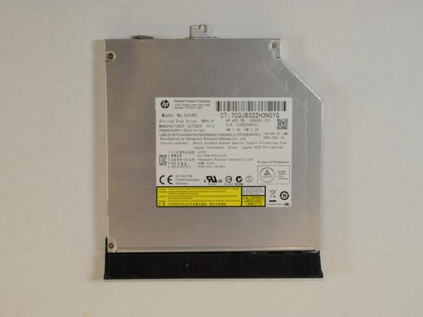 HP Envy dv7t-7200 Optical Disc Drive Replacement