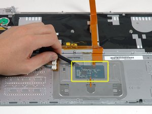 Upper Case Cable Replacment