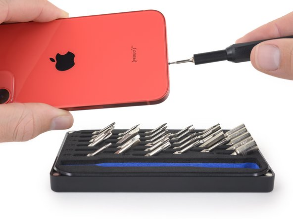 iPhone design may change over the years, but the Pentalobe screws remain the same. Good thing our toolkits have all the bits you'll need.