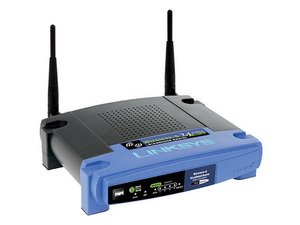 Linksys WRT54GL Repair