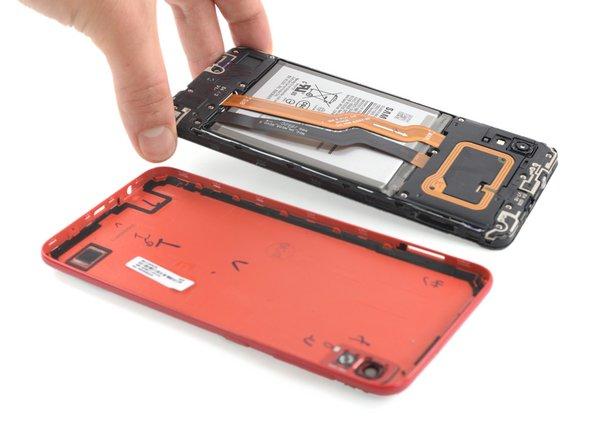 Sostituzione cover posteriore Samsung Galaxy A10