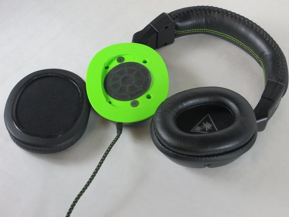 Turtle Beach Ear Force XO Seven Ear Pad Replacement