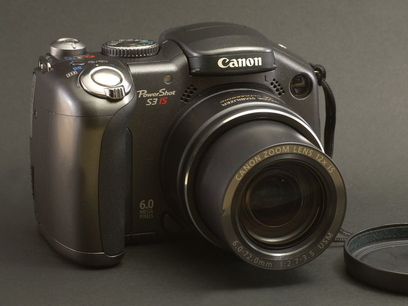 canon powershot s3 is repair ifixit rh ifixit com