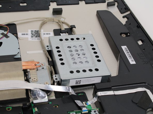 Asus Zen AiO Pro Z240IC Hard Drive Replacement