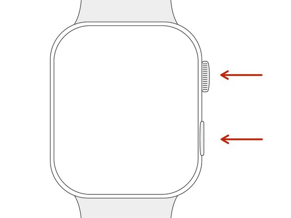 Cómo forzar el reinicio de un Apple Watch