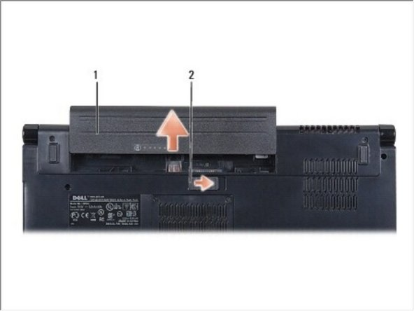 Dell Studio 1557 Battery Replacement
