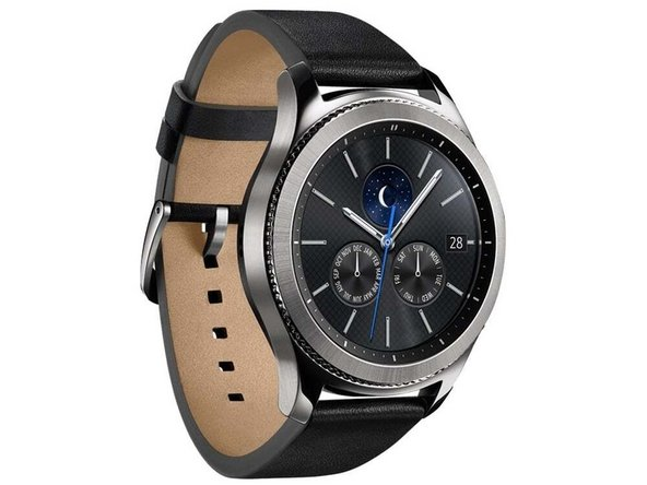 Samsung Gear S3 Battery Replacement