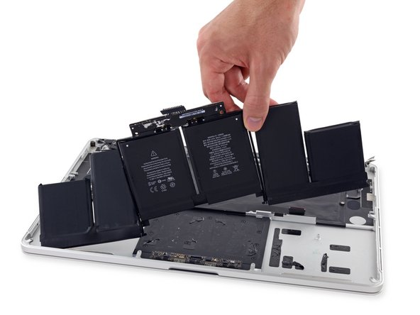 "MacBook Pro 15"" Retina Display Mid 2015 Battery Replacement (Legacy)"