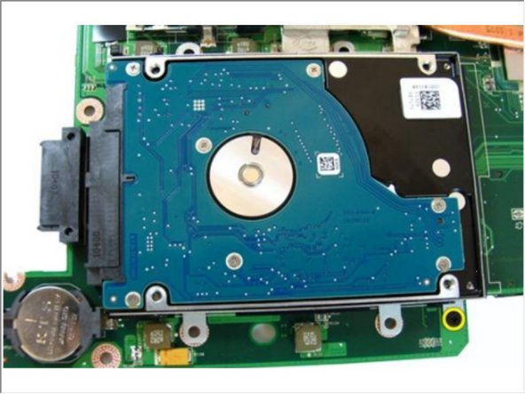 Dell Vostro 3450 Hard Drive Replacement