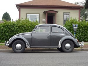 Volkswagen Bug Repair