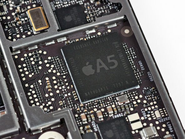 Apple A5 Single Core processor