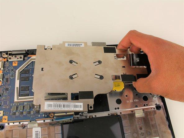 Lenovo Flex 6-11IGM Heat Sink Replacement