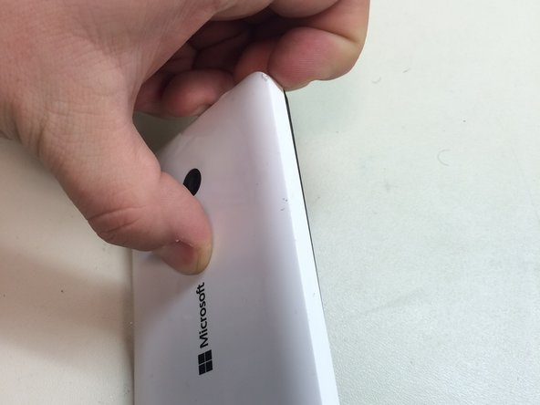 Microsoft Lumia 640 LTE Front Screen Replacement