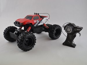 Maisto Rock Crawler Repair
