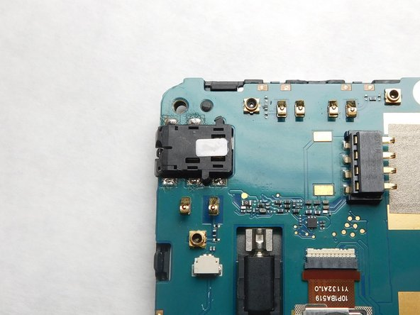 HTC EVO Design 4G Headphone Jack Replacement