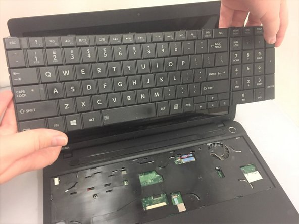 Toshiba Satellite C55-A5302 Keyboard Replacement