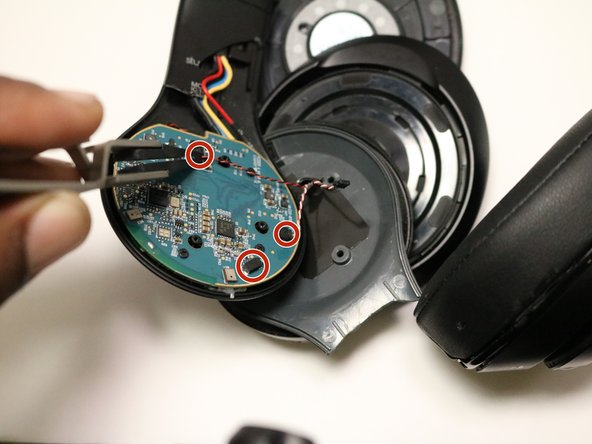 Be gentle with the wires ensuring to pull them through with care to eliminate possible shortages.