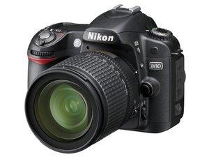 Nikon D80 Repair