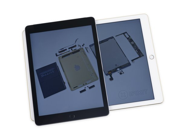 ipad pro 12 9 teardown ifixit rh ifixit com Apple iPad Guide iPad Layout