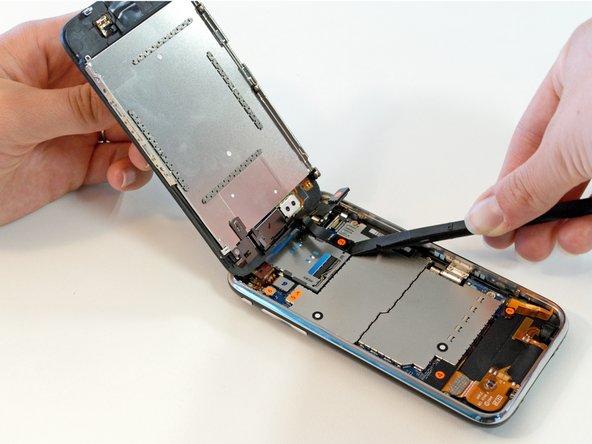 1: LCD panel
