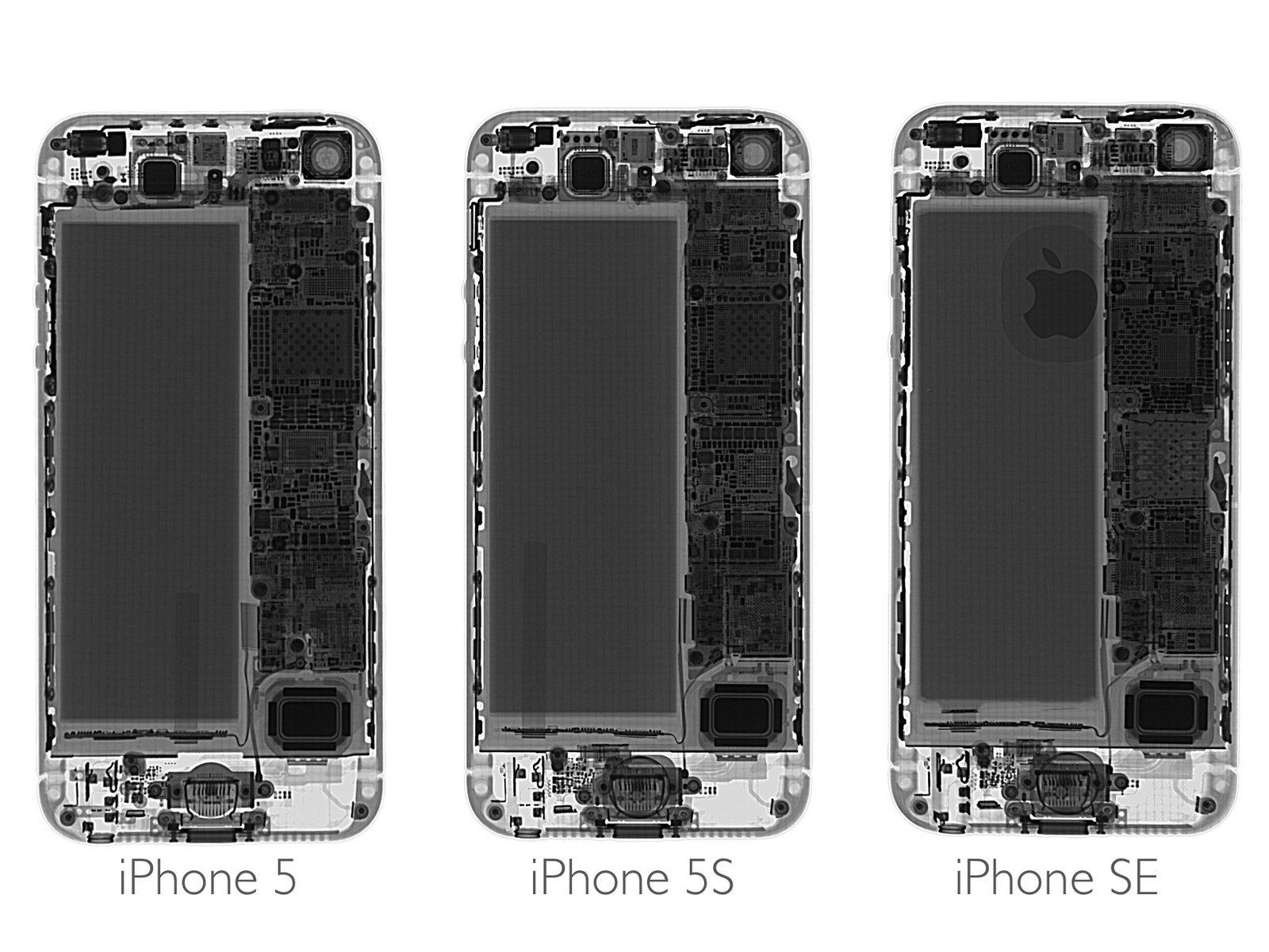 Der Reparaturvergleich: Top-Smartphones 2016 Stück für Stück ...