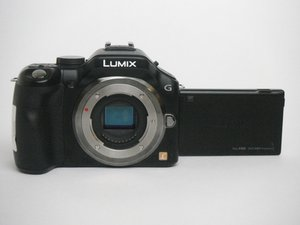 Panasonic Lumix DMC-G5 Repair