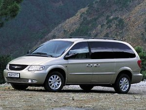2001-2007 Chrysler Voyager Repair