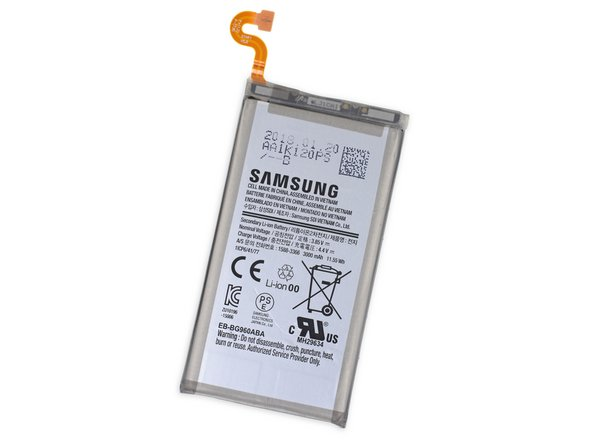 Remember when Samsung made fun of iPhones for having a sealed-in battery?