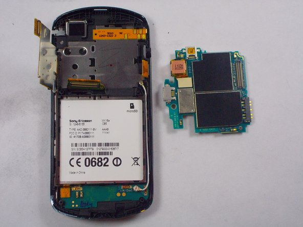 Sony Ericsson Xperia Pro MK16A Logic Board Replacement