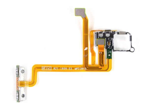 Image 3/3: Replacing one component requires replacing the entire ribbon cable assembly.