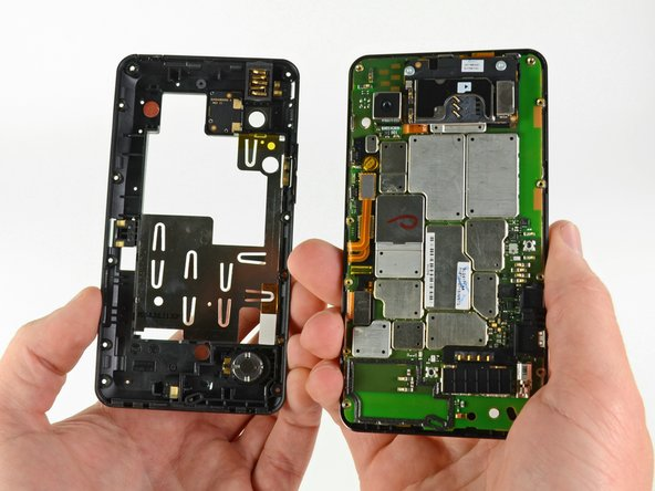 Opening up the Motorola Droid Bionic