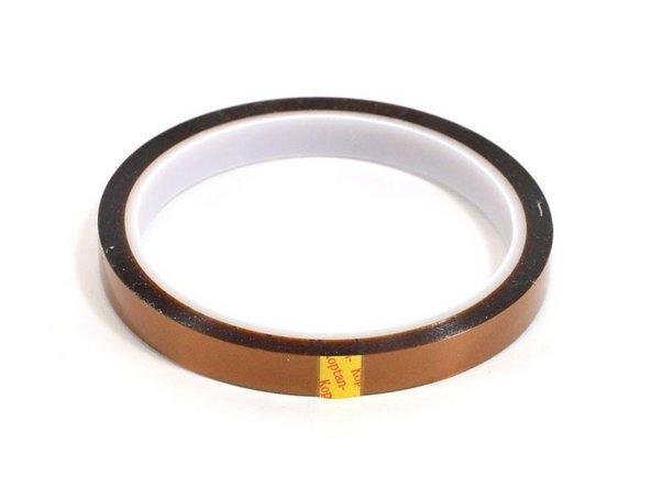 Use kapton tape or some other, thin heat resistent, low friction and electrically isolating tape.