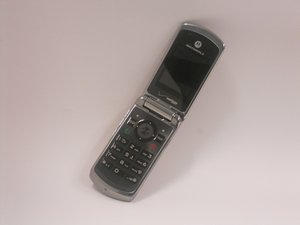 Motorola MOTO W755 Cell Phone Troubleshooting