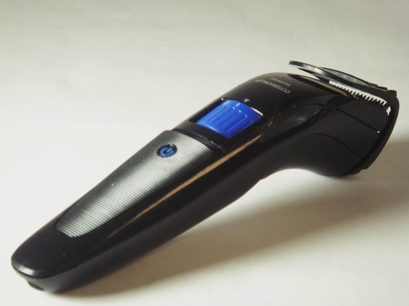 philips norelco beardtrimmer 3100 repair ifixit. Black Bedroom Furniture Sets. Home Design Ideas