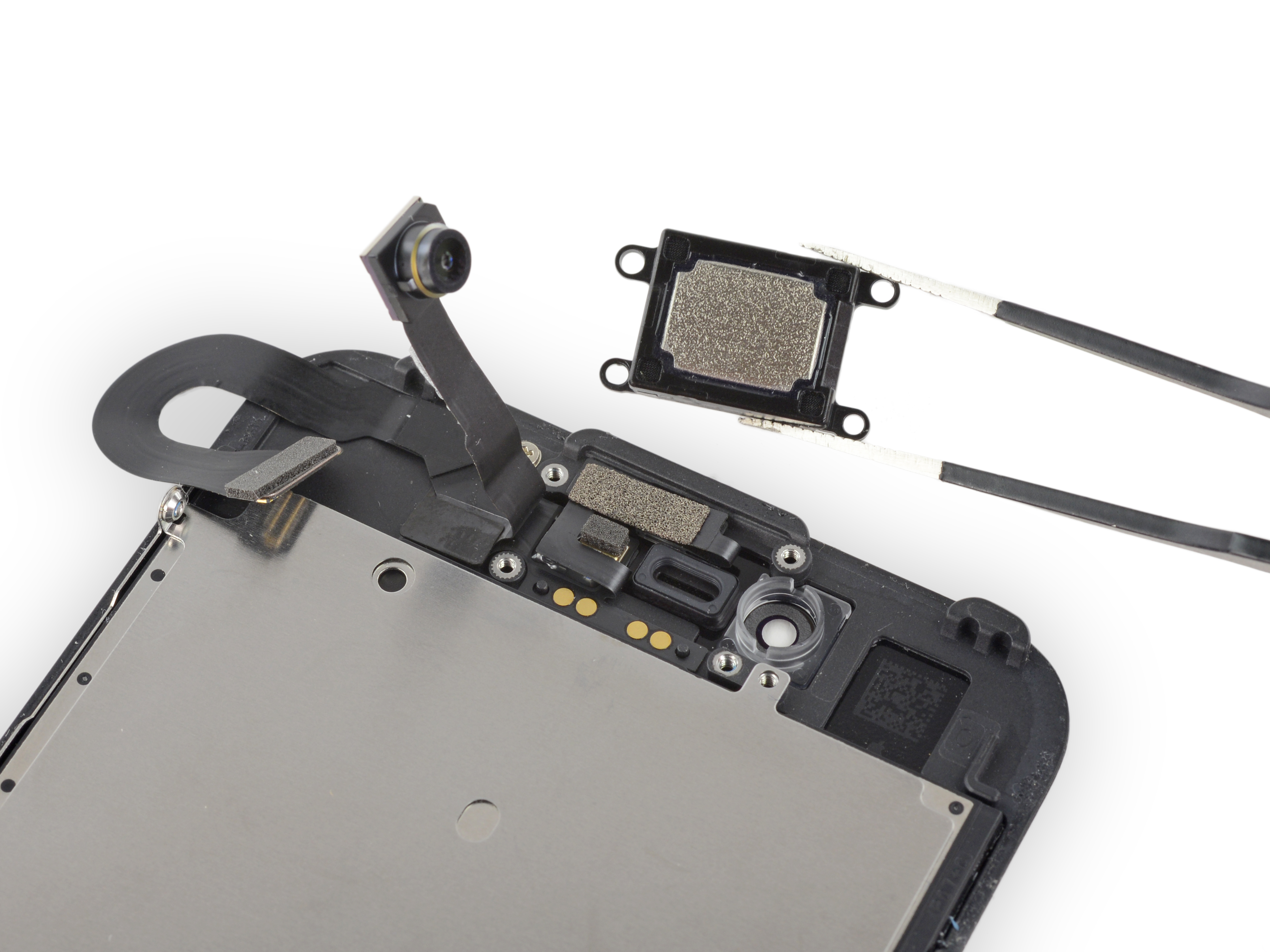 Iphone 7 Earpiece Speaker Replacement Ifixit Repair Guide