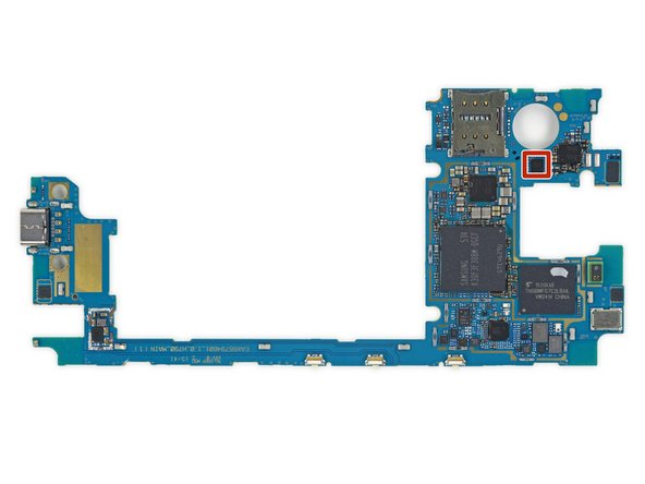 ST Microelectronics STM32F411CE 32-bit 100 MHz ARM Cortex-M4 RISC microcontroller