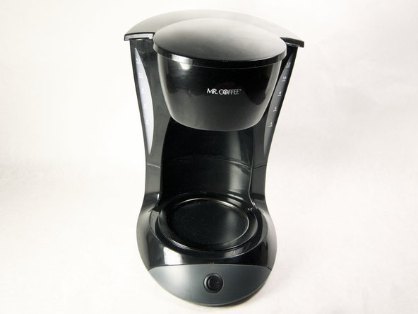 Cuisinart Coffee Maker On Off Switch Broken : Mr. Coffee DW13 Troubleshooting - iFixit