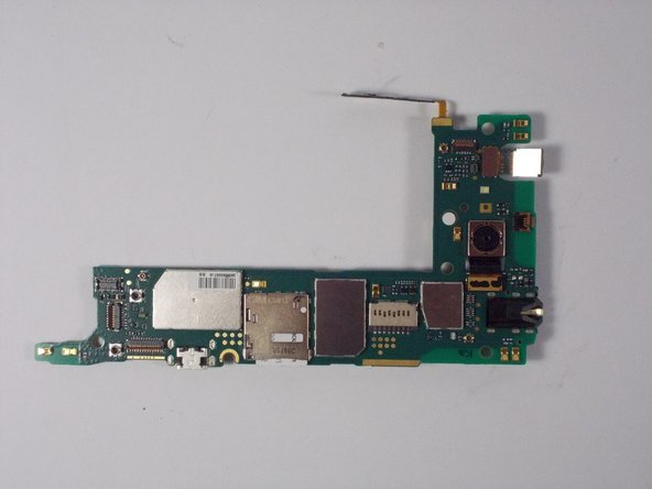 ZTE Speed Motherboard Replacement
