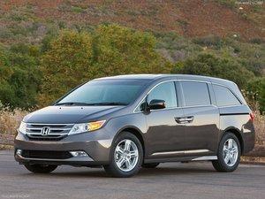 2011-2017 Honda Odyssey Repair