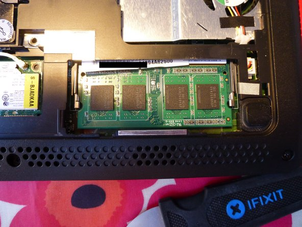 Acer Aspire One D257 RAM Replacement