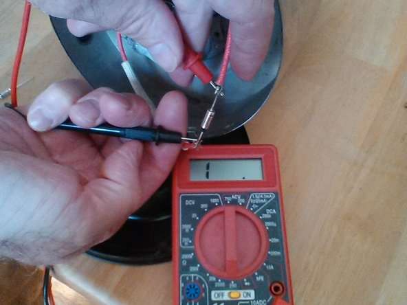 With ohm meter connected either way the fuse is open. A sure sign that the part is bad.