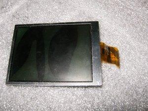 Nikon Coolpix L16 LCD screen replacement