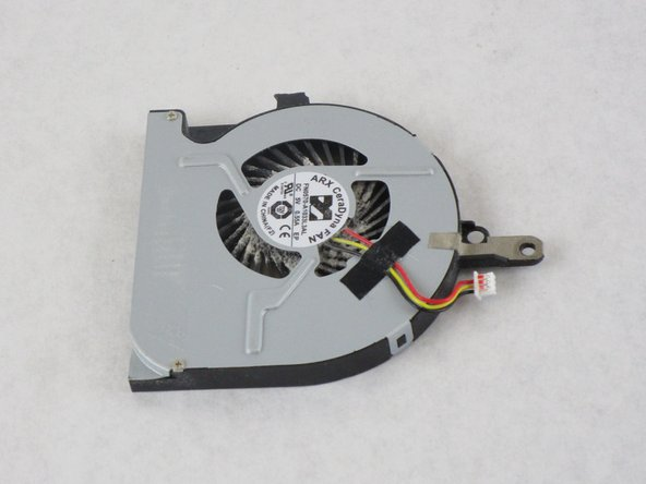 Toshiba Satellite C55D-B5310 Fan Replacement