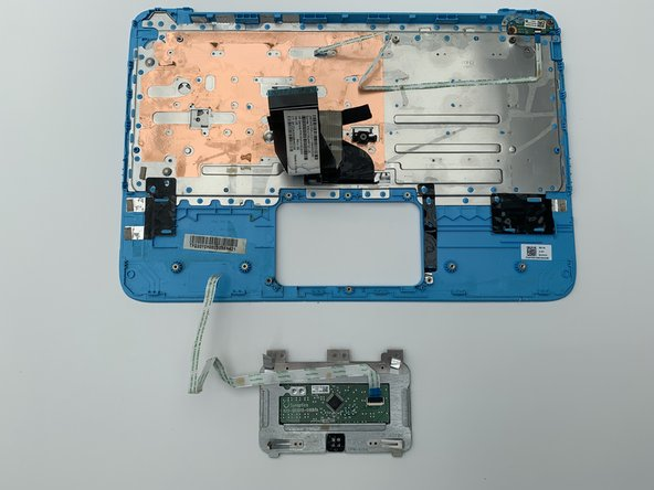 HP Stream 11-y010nr Trackpad Replacement