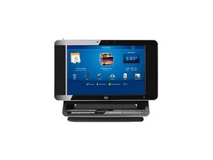 HP Touchsmart 772 PC